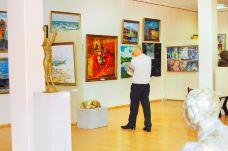 Museum of Fine Arts-阿穆尔河畔共青城