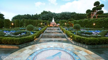 16 童话园林-–-由潘多拉呈献再现经典童话场景_香港迪士尼乐园