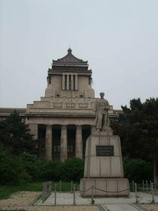 伪满洲国国务院旧址-长春-一木阿南