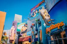 洛杉矶-环球影视乐园-好莱坞环球影城-洛杉矶市-卢春晖
