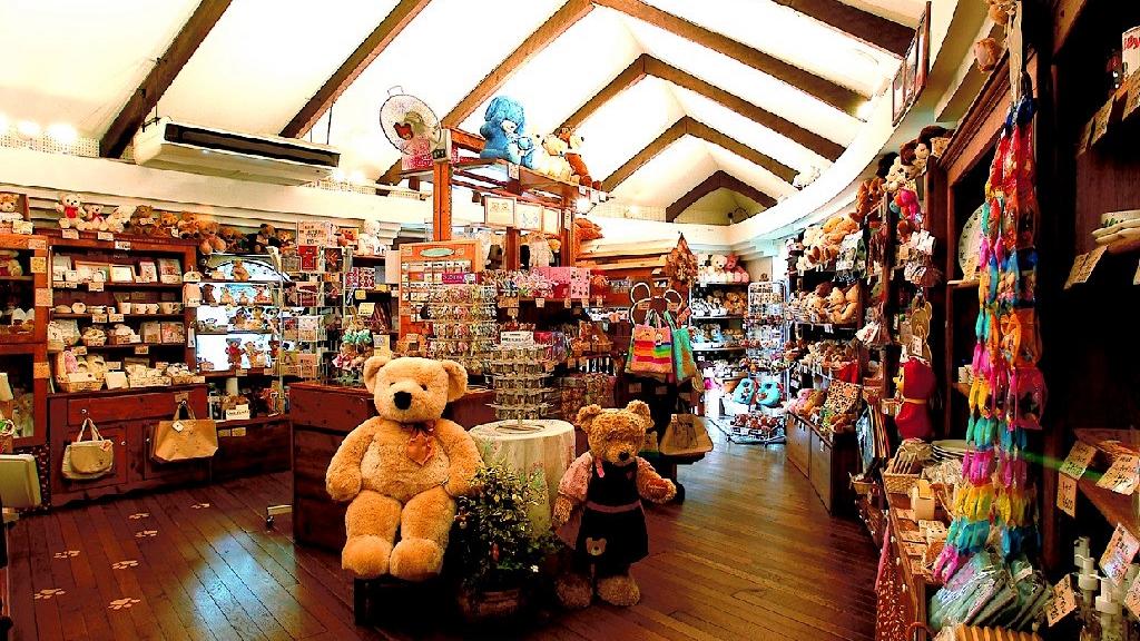 伊豆泰迪熊博物館門票