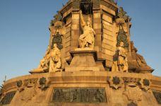 哥伦布纪念碑-巴塞罗那-doris圈圈