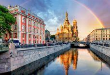 圣彼得堡-C年度签约摄影师