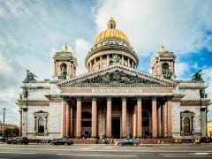圣彼得堡古典建筑3日游