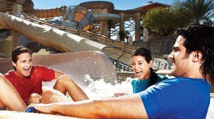 迪拜疯狂维迪水上乐园 (18)