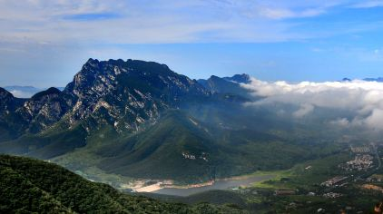 嵩山风景名胜区 (2)