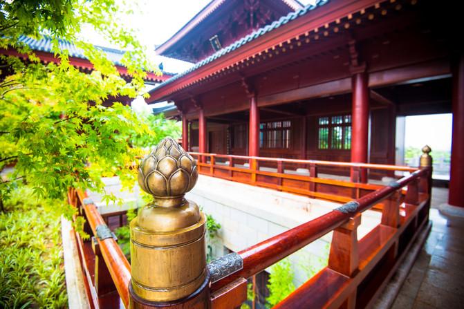 牛首烟岚  人间仙境: 第七届金陵礼佛文化月 (6/10-7/10)