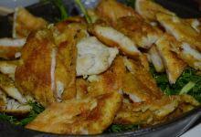 河内美食图片-古法烤鱼