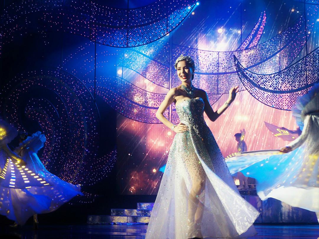 Tiffany's Show Ticket