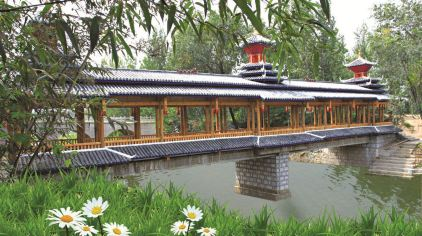 竹洞天风景区5
