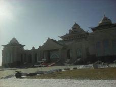 乌兰牧骑宫-乌兰浩特-中耀