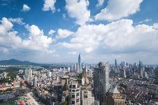 紫峰大厦观光层-南京-doris圈圈
