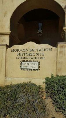 摩门教徒营历史遗址-圣地亚哥-乐天的静