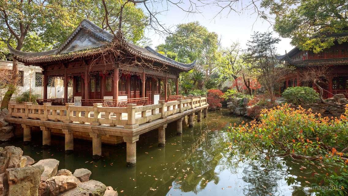 上海豫園門票