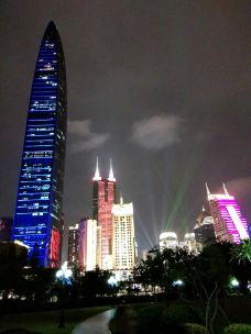 京基100大厦-深圳-精灵背包游侠