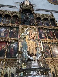 圣弗朗西斯科大教堂-马德里-齐步走123