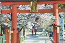 冰室神社-奈良-doris圈圈