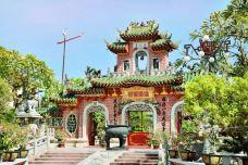 福建会馆(Assembly Hall of the Fujian Chinese Congregation)-会安-zx****fg