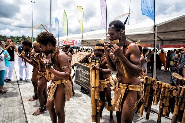 大洋洲 所罗门群岛首都 霍尼亚拉市 - 西部落叶 - 《西部落叶》· 余文博客