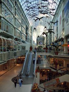CF Toronto Eaton Centre-多伦多