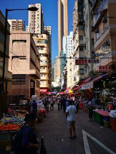 砵甸乍街-香港-augustwuwing