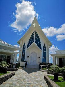水晶教堂-关岛-素素77