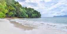 骷髅头海滩-兰卡威-doris圈圈