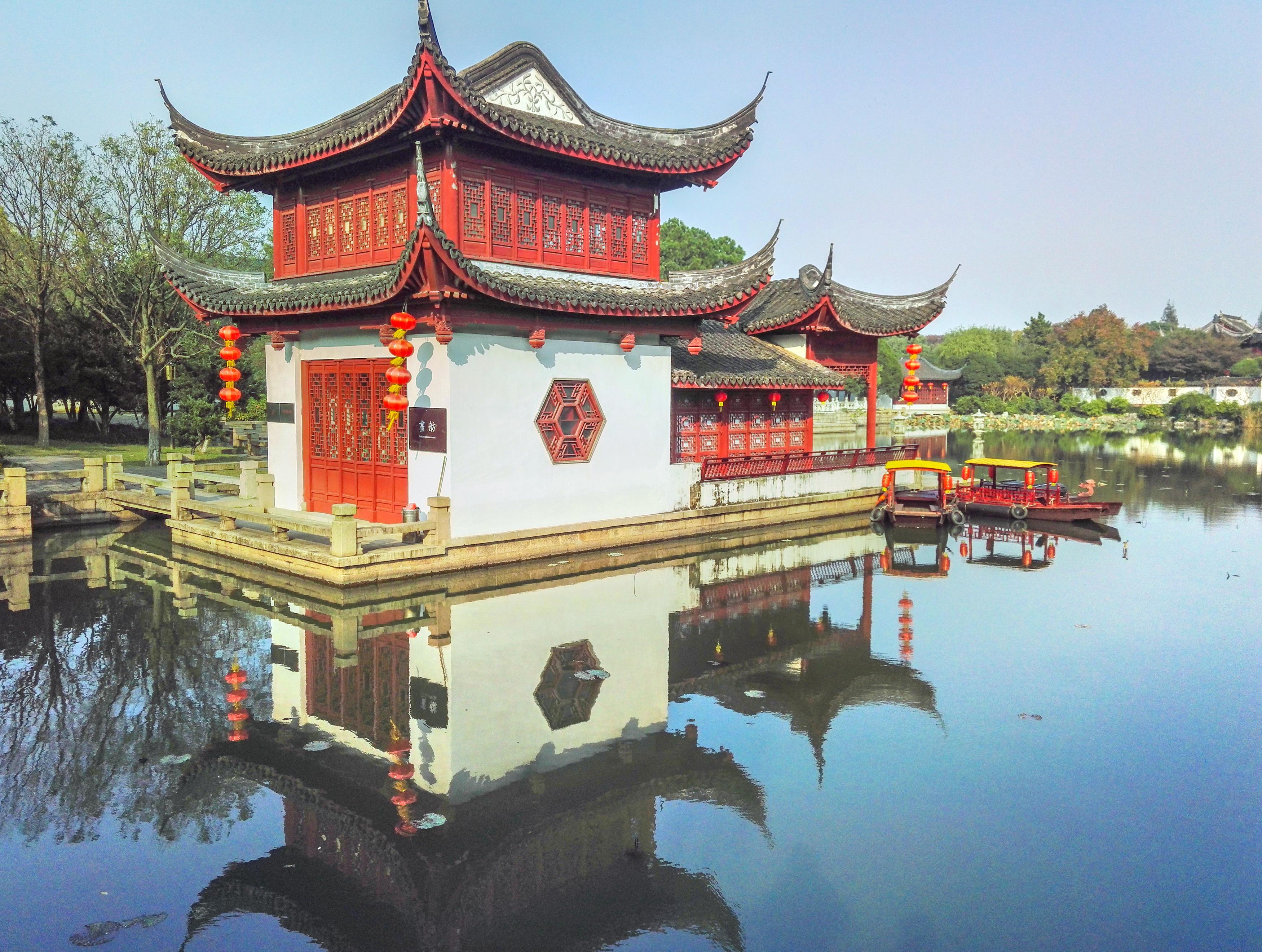 上海大觀園門票