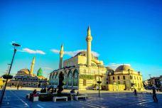 Selimiye Mosque-科尼亚-doris圈圈