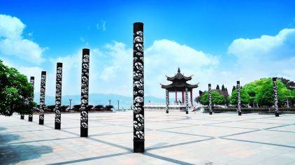 交运两坝一峡-滨江公园2