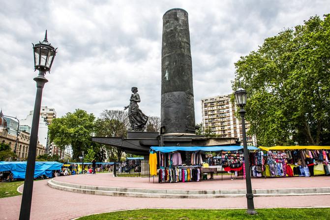 美洲 阿根廷首都 布宜诺斯艾利斯市 - 西部落叶 - 《西部落叶》· 余文博客