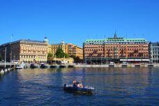 斯德哥尔摩-doris圈圈