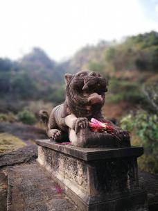 虎头山古建筑群-云龙-小花猫大笨熊