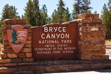 布莱斯峡谷国家公园-犹他州-doris圈圈