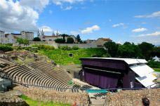 里昂古罗马大剧院-里昂-Calvin在路上
