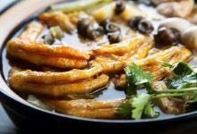 南宁美食图片-螺蛳鸭脚煲