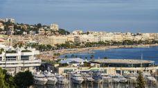 马丁内斯海滩-戛纳-doris圈圈