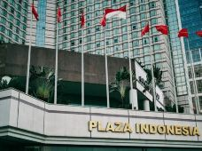 雅加达Plaza Indonesia Mall图片