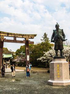 丰国神社-大阪-1