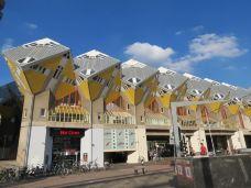 鹿特丹-在路上的Jorick