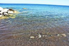 贝里沙海滩-圣托里尼-环游世界的黛小姐