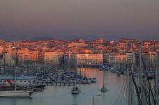 马赛旧港-普罗旺斯-小思文