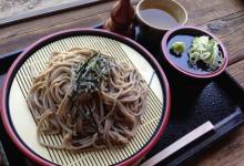 横滨美食图片-荞麦面