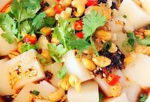 凤凰美食图片-米豆腐
