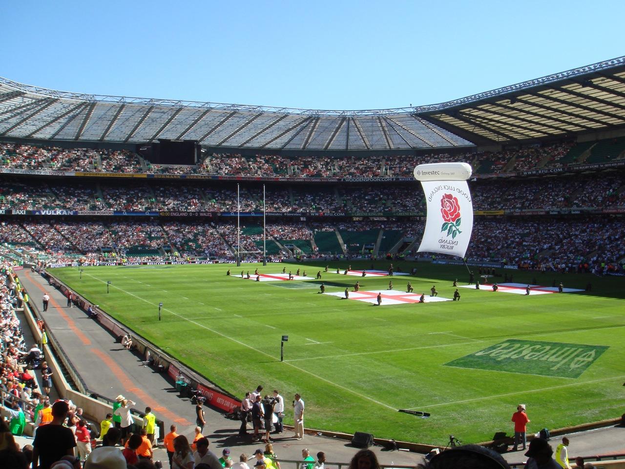 Twickenham World Rugby Museum and Stadium Tour in London