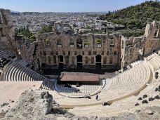 阿迪库斯剧场-雅典-海布里岁月
