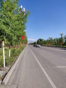 霍尔果斯国门景区-伊犁-_WeCh****261798