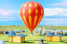 青海湖热气球-共和-doris圈圈