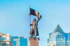 远东苏维埃政权战士纪念碑-海参崴-doris圈圈