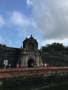 Intramuros & Rizal, Bagumbayan Light & Sound博物馆-马尼拉-魔富士岛童贯